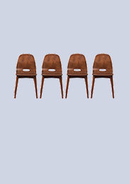 Sets de 4 sillas
