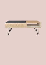 Mesas de centro 80cm y 1.20m
