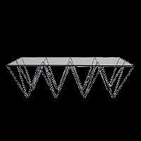 Mesas de centro mayores de 120cm
